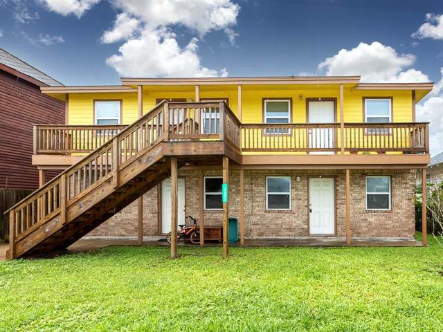 3505 Avenue S, Galveston, TX 77550 (MLS #70548658) :: Connect Realty