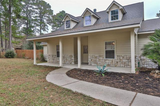 40614 Rolling Forest Drive, Magnolia, TX 77354 (MLS #70550346) :: The Collective Realty Group