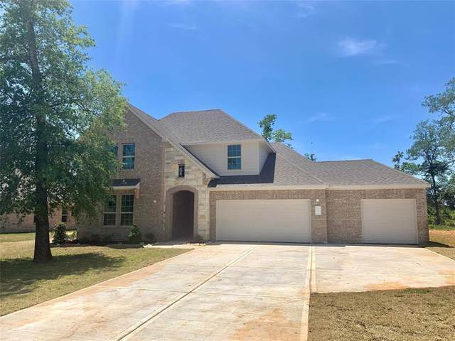 6263 Rolling Hills, Conroe, TX 77303 (MLS #70553897) :: The Freund Group