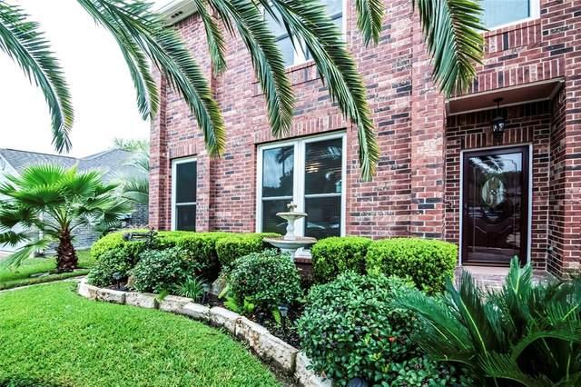 4507 Fox Run Street, Pearland, TX 77584 (MLS #70559976) :: The Freund Group