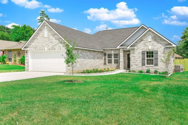 9288 Deepwater Drive, Montgomery, TX 77356 (MLS #70578576) :: Caskey Realty