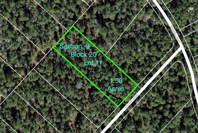 9-20-11 Holding Road, Huntsville, TX 77340 (MLS #70579485) :: Green Residential