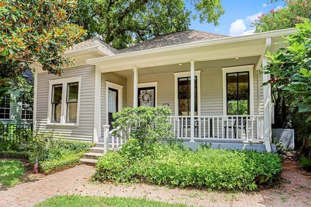 117 Payne Street, Houston, TX 77009 (MLS #7058043) :: The Freund Group