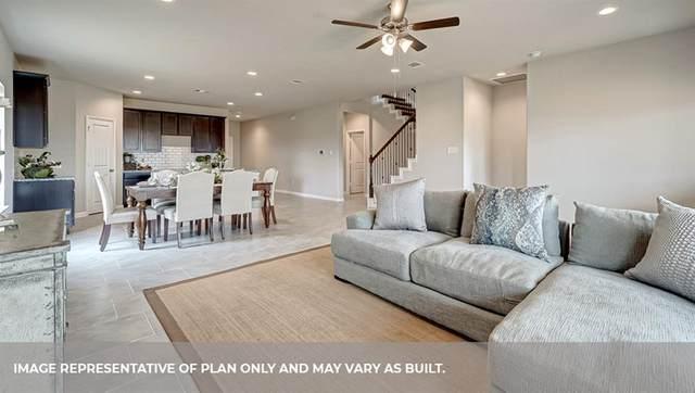 8518 Violet Hills Lane, Rosharon, TX 77583 (MLS #70584679) :: The Queen Team
