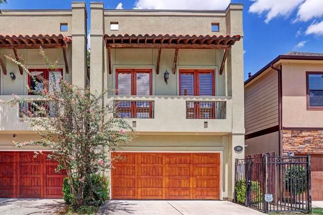 5236 Nett Street, Houston, TX 77007 (MLS #70598585) :: Giorgi Real Estate Group