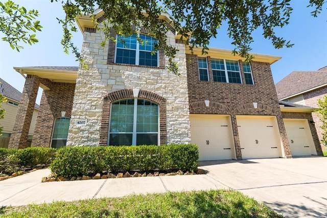4207 S Windmill Hill Drive, Richmond, TX 77407 (MLS #7060409) :: The Property Guys