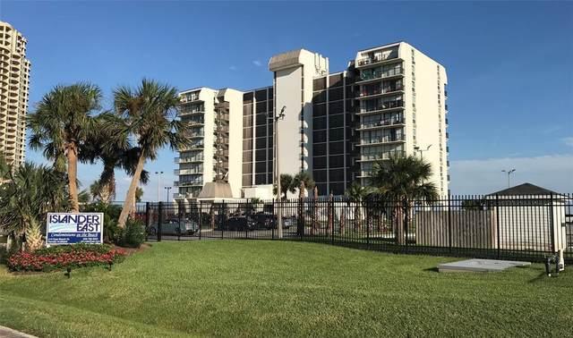 415 E Beach Drive #514, Galveston, TX 77550 (MLS #70612410) :: All Cities USA Realty