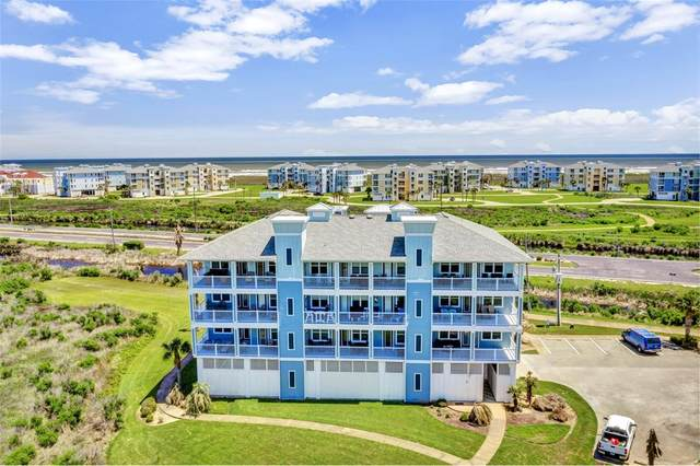 26501 Mangrove Drive #102, Galveston, TX 77554 (MLS #70620673) :: The Bly Team