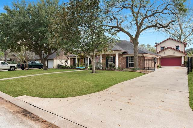 2506 Lazy Lake Drive, Houston, TX 77058 (MLS #70626451) :: The SOLD by George Team