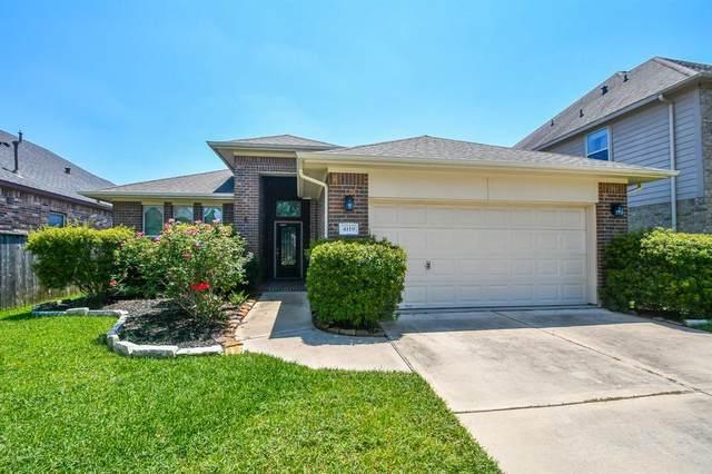 4119 Astoria Manor Lane, Fulshear, TX 77441 (MLS #70630264) :: The Wendy Sherman Team