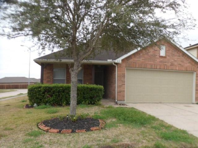 315 Sunset Colony Drive, Rosharon, TX 77583 (MLS #70632179) :: The Home Branch