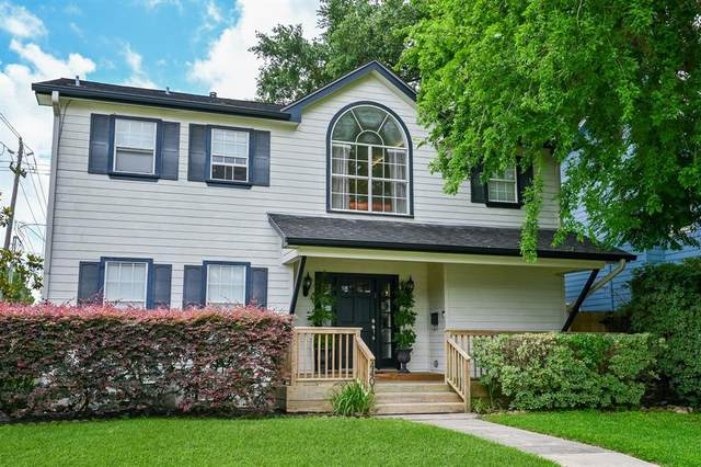 4401 Holt Street, Bellaire, TX 77401 (MLS #70635965) :: My BCS Home Real Estate Group