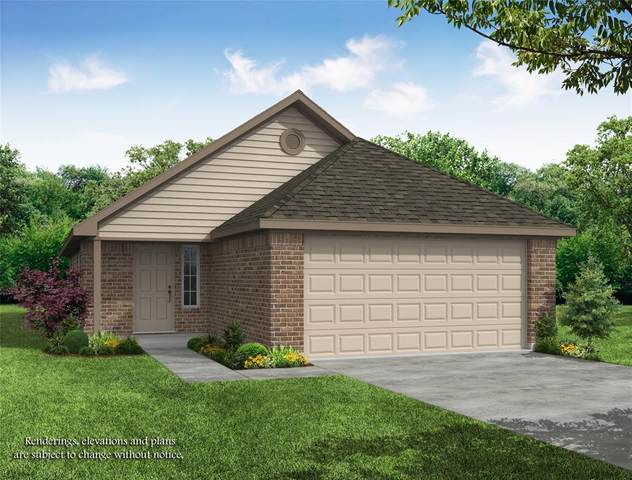 3504 Wooded Lane, Conroe, TX 77301 (MLS #70638715) :: The Bly Team