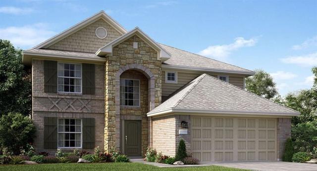 615 Liberty Pines Lane, La Marque, TX 77568 (MLS #70652374) :: The Heyl Group at Keller Williams