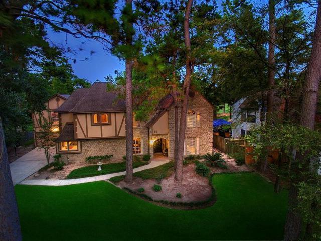 81 Huntsmans Horn Circle, The Woodlands, TX 77380 (MLS #70654380) :: Krueger Real Estate