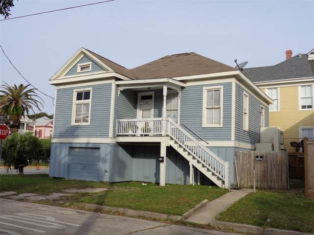 2428 Avenue N, Galveston, TX 77550 (MLS #70658349) :: The SOLD by George Team
