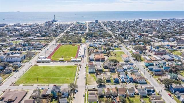 2803 Avenue L, Galveston, TX 77550 (MLS #70678550) :: My BCS Home Real Estate Group