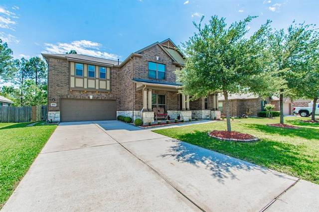 6010 Little Grove Drive, Pearland, TX 77581 (MLS #70688672) :: Area Pro Group Real Estate, LLC