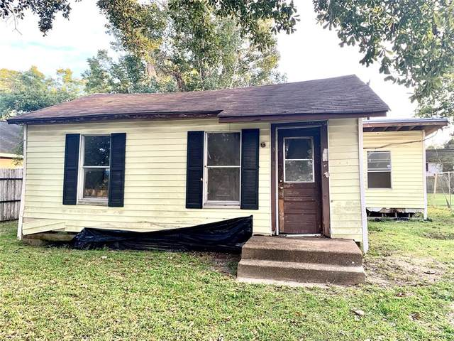 5118 Senior Street, Houston, TX 77016 (MLS #70690266) :: Caskey Realty
