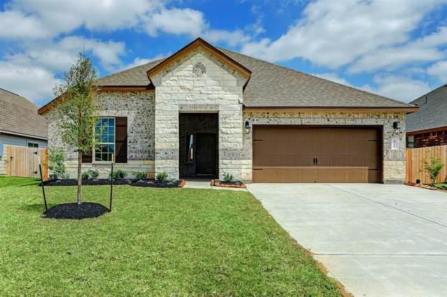 1516 Harvest Vine, Friendswood, TX 77546 (MLS #70691443) :: The Bly Team