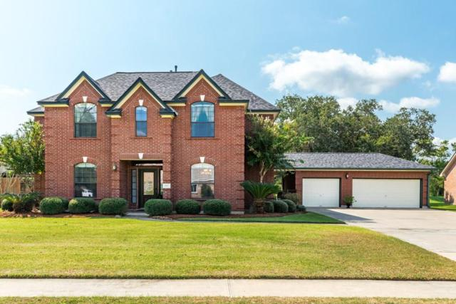 1107 Spreading Oaks Drive, Angleton, TX 77515 (MLS #70704336) :: The SOLD by George Team