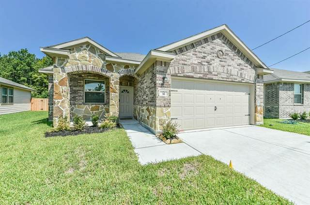 36 Road 5102F, Cleveland, TX 77327 (MLS #70707716) :: My BCS Home Real Estate Group