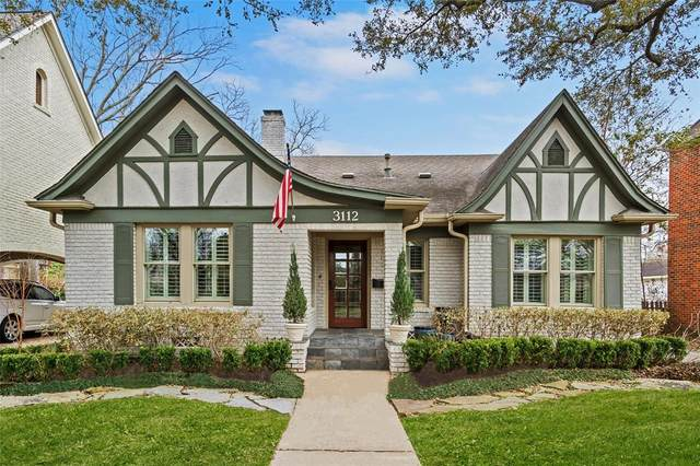 3112 Rice Boulevard, West University Place, TX 77005 (MLS #7070815) :: The Home Branch