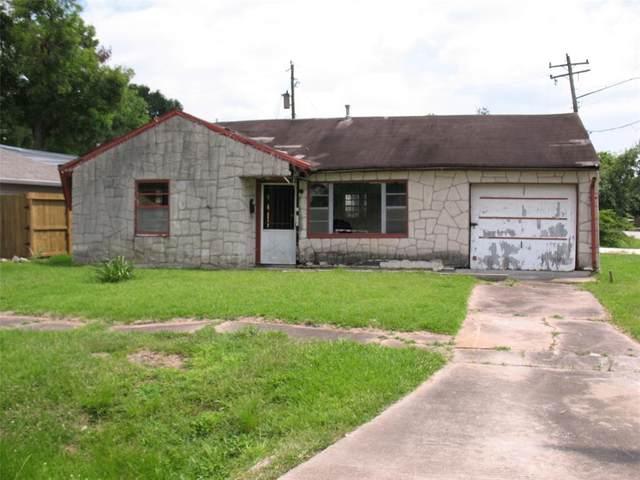 5002 Longmeadow St Street, Houston, TX 77033 (MLS #70712049) :: The SOLD by George Team