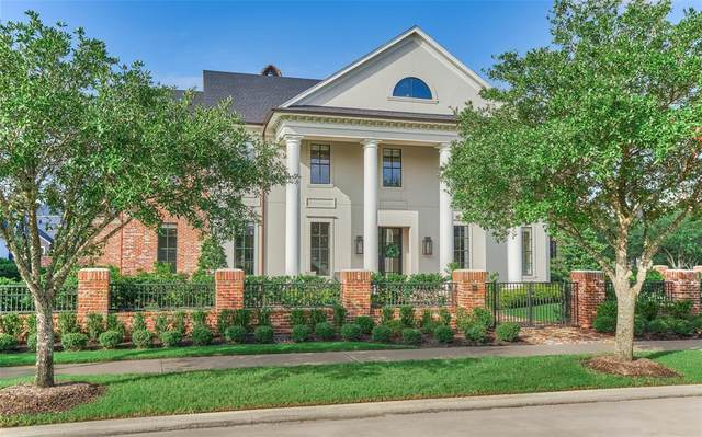 107 Colonial Row Drive, The Woodlands, TX 77380 (MLS #70712400) :: The Home Branch