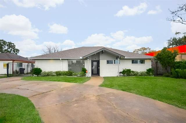 4018 N Braeswood Boulevard, Houston, TX 77025 (MLS #70718093) :: The Queen Team