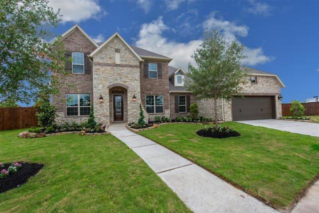 10002 Hooke Drive, Iowa Colony, TX 77583 (MLS #70728281) :: The SOLD by George Team
