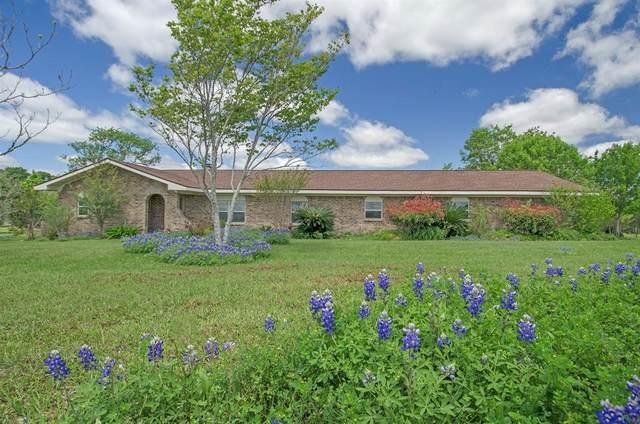 16313 Borgstedte Road E, Washington, TX 77880 (MLS #70735182) :: Phyllis Foster Real Estate