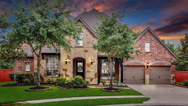 4127 Sage Brush Court, Manvel, TX 77578 (MLS #70738110) :: The SOLD by George Team
