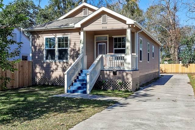 2210 Evalon Street, Beaumont, TX 77701 (MLS #70743261) :: Green Residential