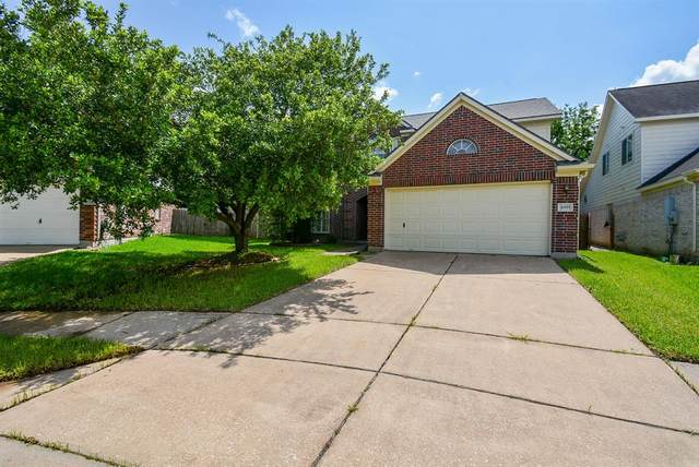 3111 Hardwood Circle, Pearland, TX 77584 (MLS #70748421) :: The SOLD by George Team