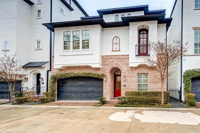 2712 Cohn Garden Garden, Houston, TX 77007 (MLS #70749033) :: Homemax Properties