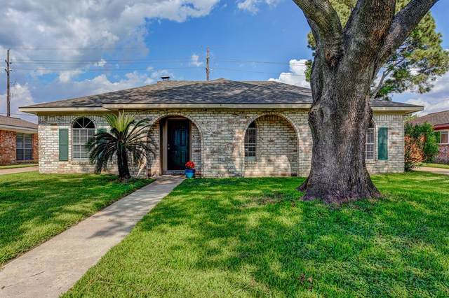 411 Gentilly Drive, Katy, TX 77450 (MLS #70762379) :: The Sansone Group