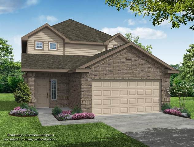 3520 Cannon Drive, Conroe, TX 77301 (MLS #70768216) :: The SOLD by George Team