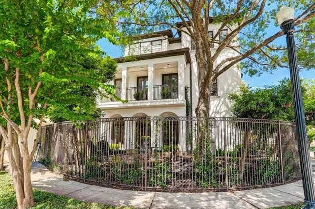 2414 Kingston Street, Houston, TX 77019 (MLS #70771082) :: Texas Home Shop Realty