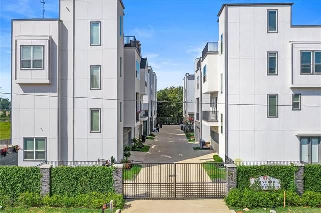 8411 Hempstead C, Houston, TX 77008 (MLS #70773988) :: Ellison Real Estate Team