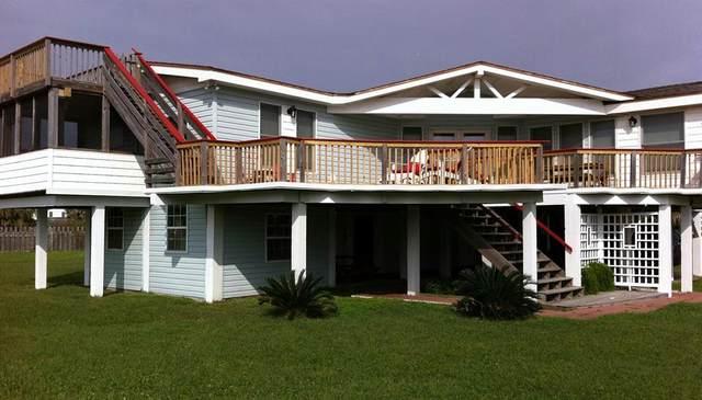 4206 Surf Drive, Galveston, TX 77554 (MLS #70775904) :: Ellison Real Estate Team