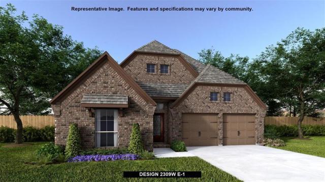 2904 Parkstone Field Lane, Pearland, TX 77584 (MLS #70788895) :: Caskey Realty