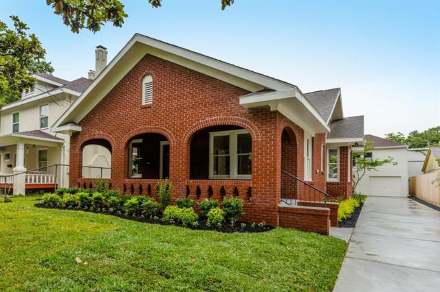 3206 Morrison Street, Houston, TX 77009 (MLS #70799726) :: The SOLD by George Team