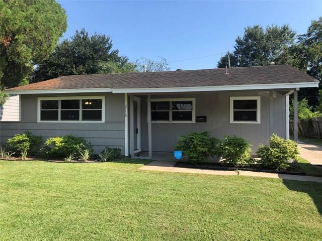 2518 Thomas Avenue, Pasadena, TX 77506 (MLS #70800174) :: JL Realty Team at Coldwell Banker, United