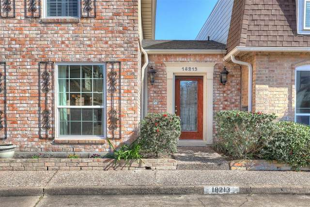 18213 Vinland Drive, Houston, TX 77058 (MLS #70804889) :: The SOLD by George Team