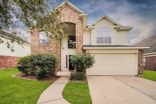 1908 Plum Falls Lane, Pearland, TX 77581 (MLS #70805088) :: Phyllis Foster Real Estate