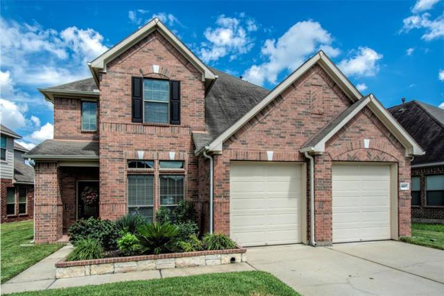 4607 Ferndale Meadows Drive, Katy, TX 77494 (MLS #70806054) :: The Heyl Group at Keller Williams