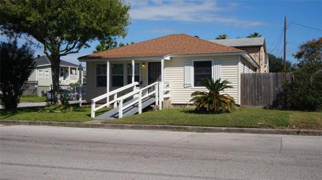 1404 55th Street Street, Galveston, TX 77551 (MLS #70807387) :: Texas Home Shop Realty