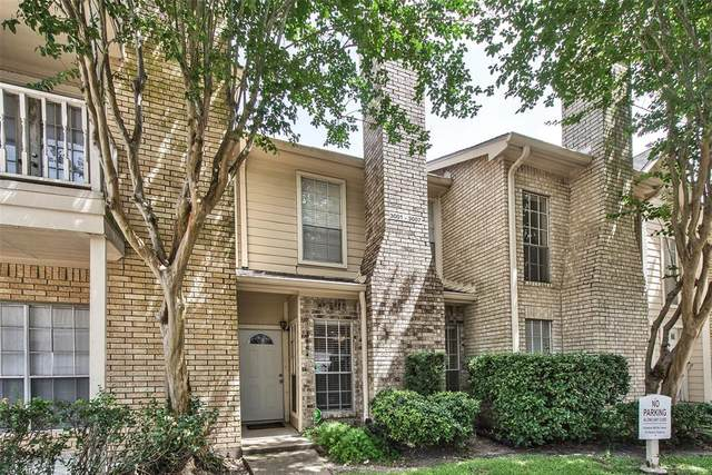 7575 Cambridge Street #3004, Houston, TX 77054 (MLS #70808494) :: Keller Williams Realty