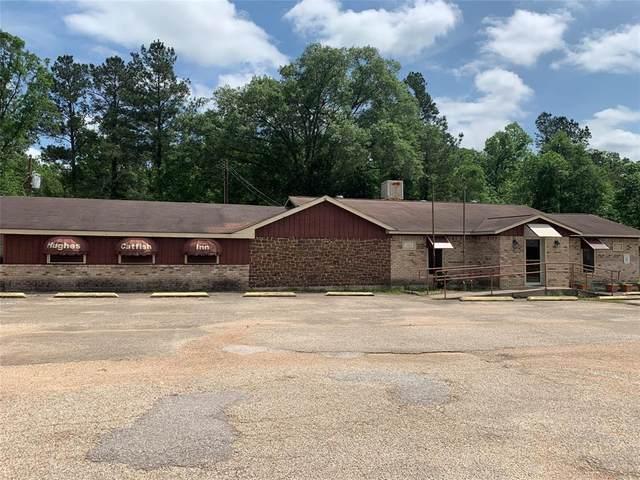 6771 S Us Hwy 59, Goodrich, TX 77351 (MLS #70813033) :: Ellison Real Estate Team